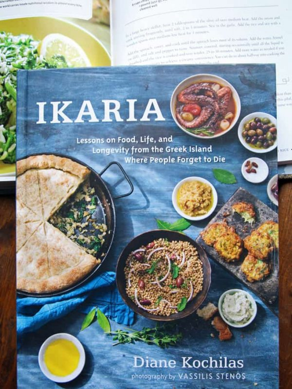 Ikaria Cookbook Greek