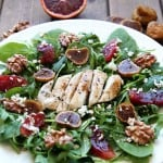 Tuscan Chicken Salad