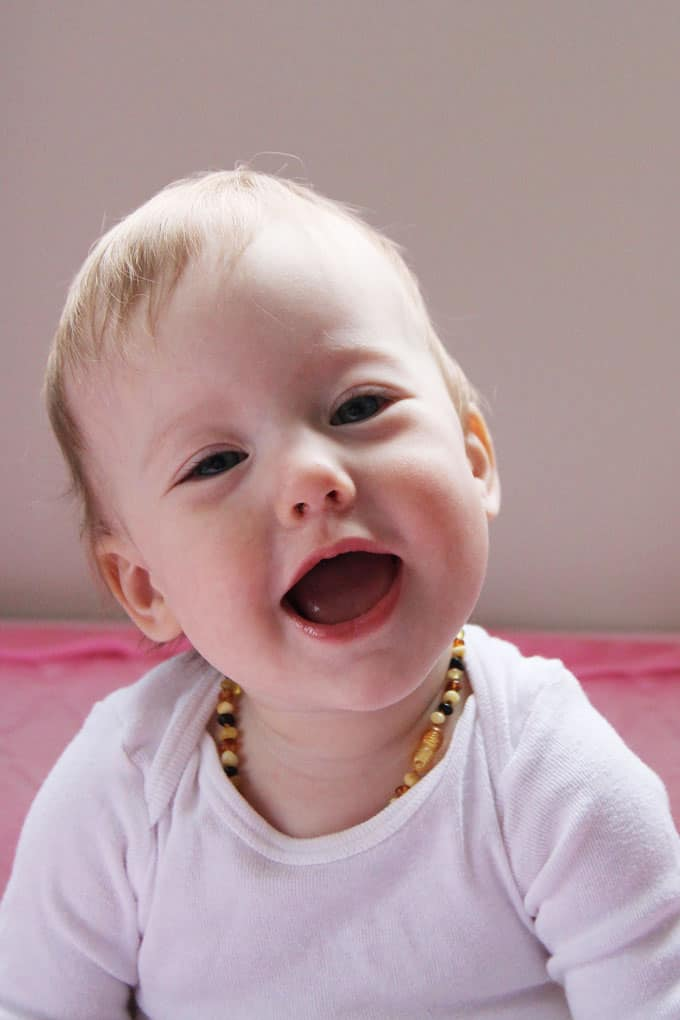 8-Month-Old Olivia