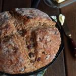 Irish Soda Bread with Spelt Flour