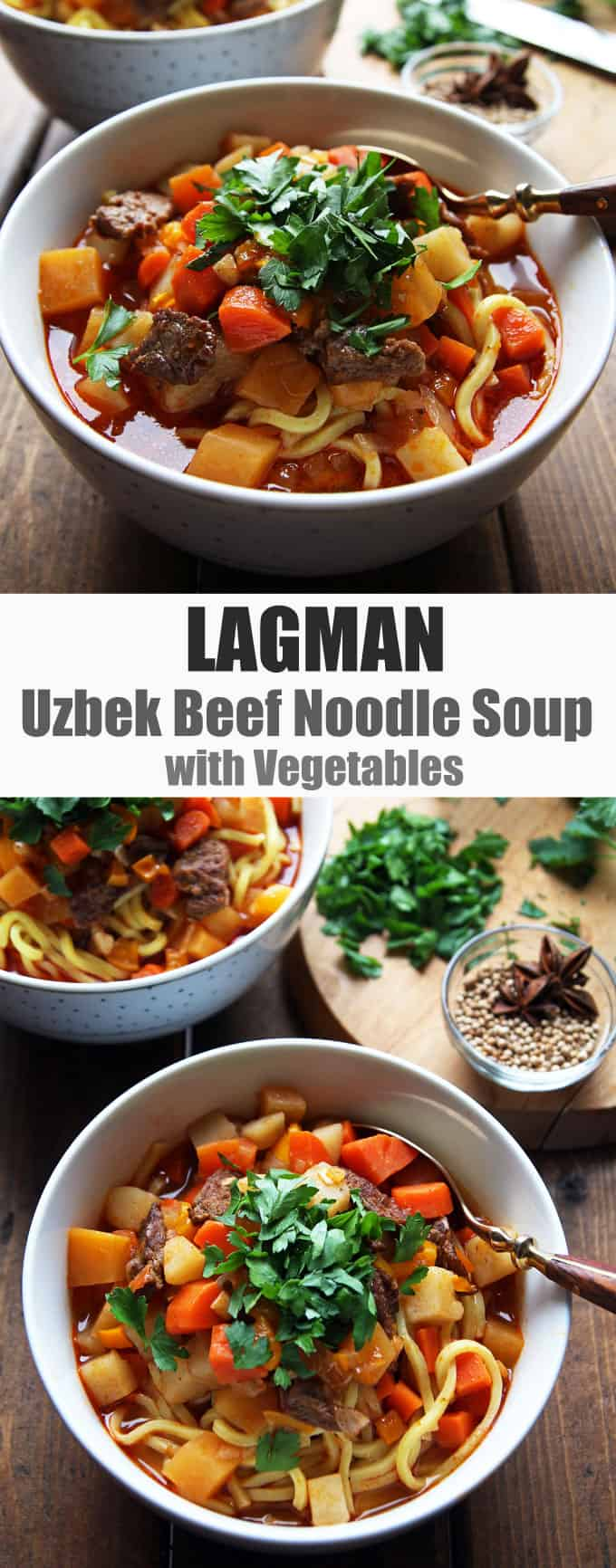 How to cook lagman 77