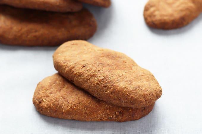Homemade Banana Teething Biscuits