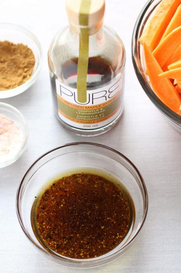 Chipotle Roasted Sweet Potato Sauce