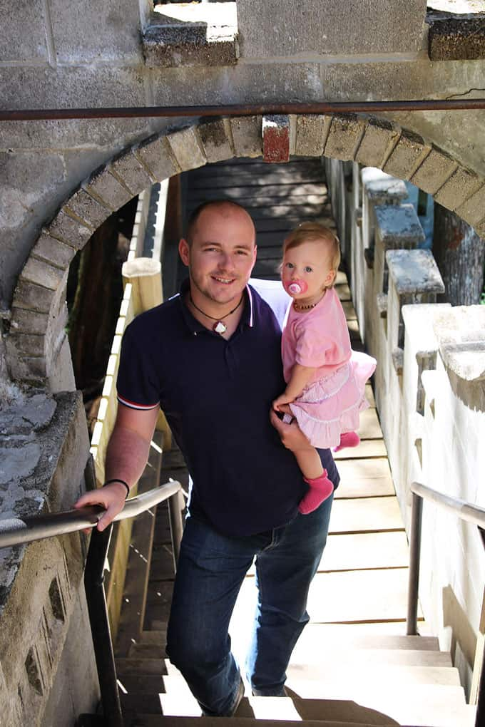 Olivia and Konrad