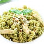 20-Minute Pesto Chicken Pasta