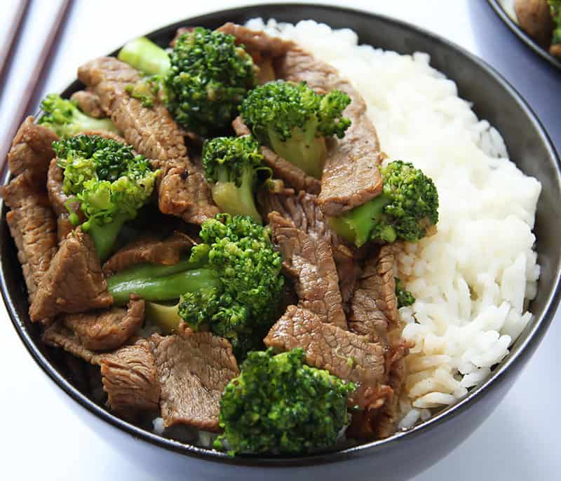 30-Minute Ginger Beef Recipe