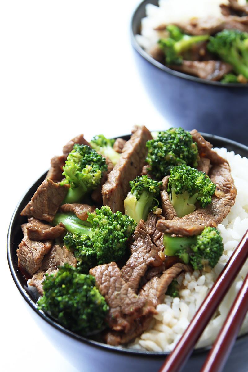 Yummy Beef Broccoli Stir Fry