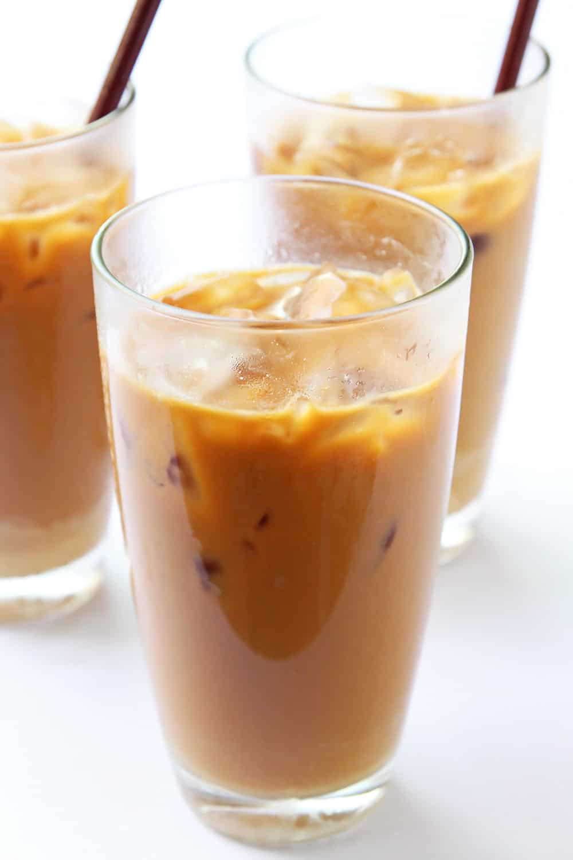 Iced Cold Coffee