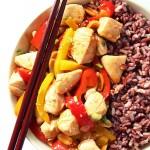 20 Minute Kung Pao Chicken Stir Fry