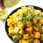Pumpkin Avocado Salsa