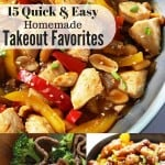 15 Quick & Easy Recipes for Homemade Takeout Favorites