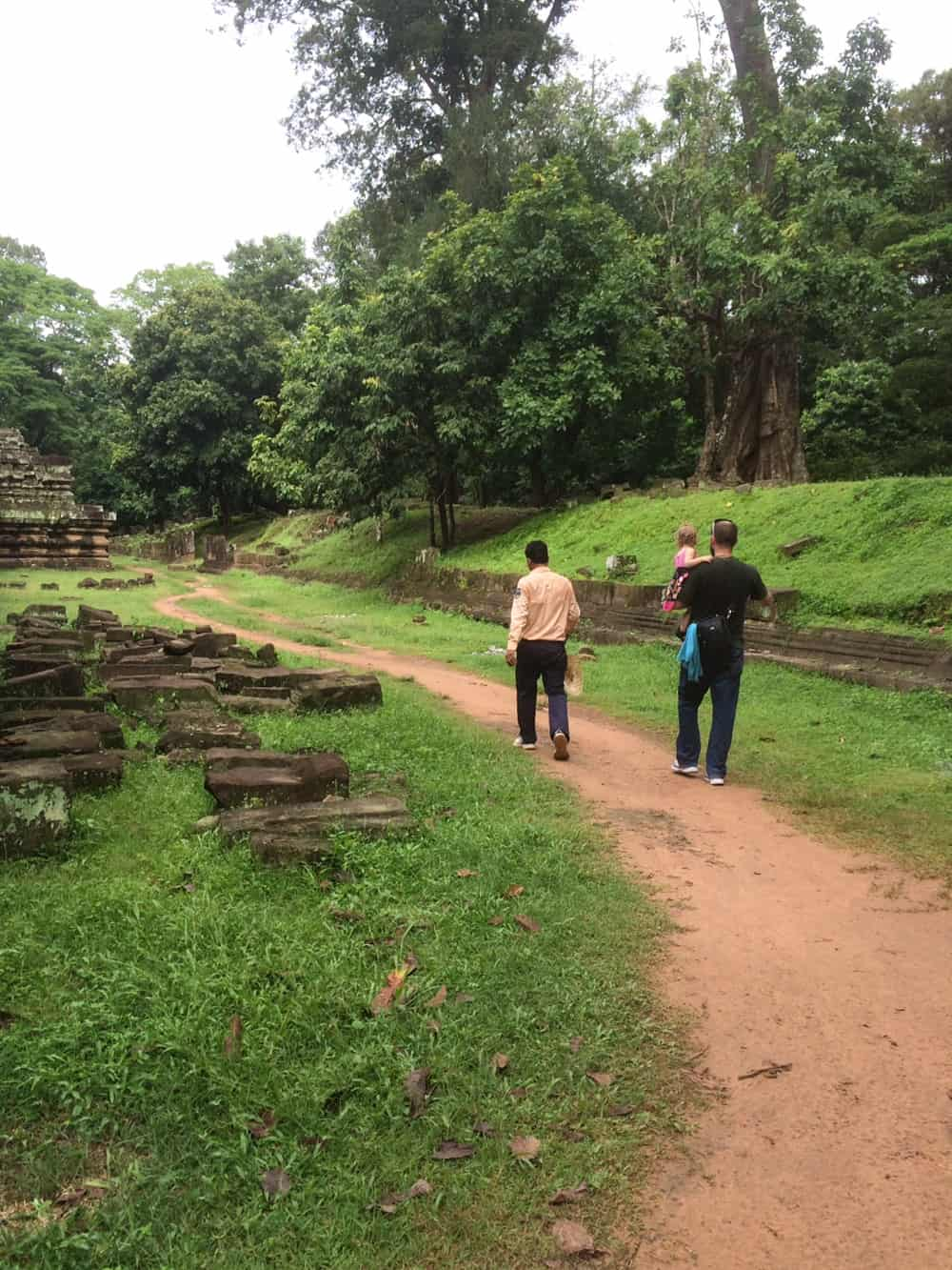 Traveling with Toddler in Cambodia