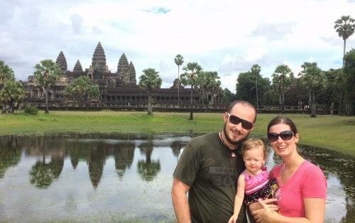 Cambodia Family Travel