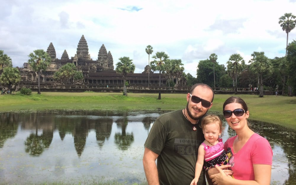 Cambodia Family Travel