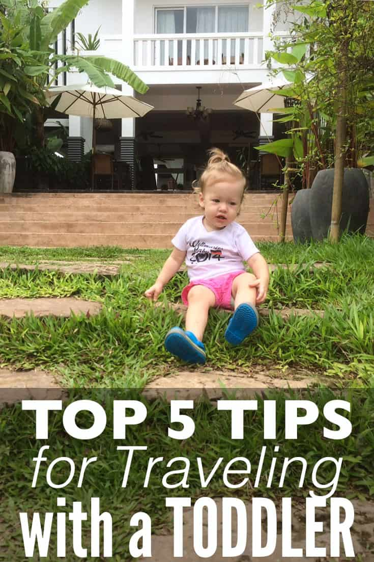 Top 5 Toddler Travel Tips