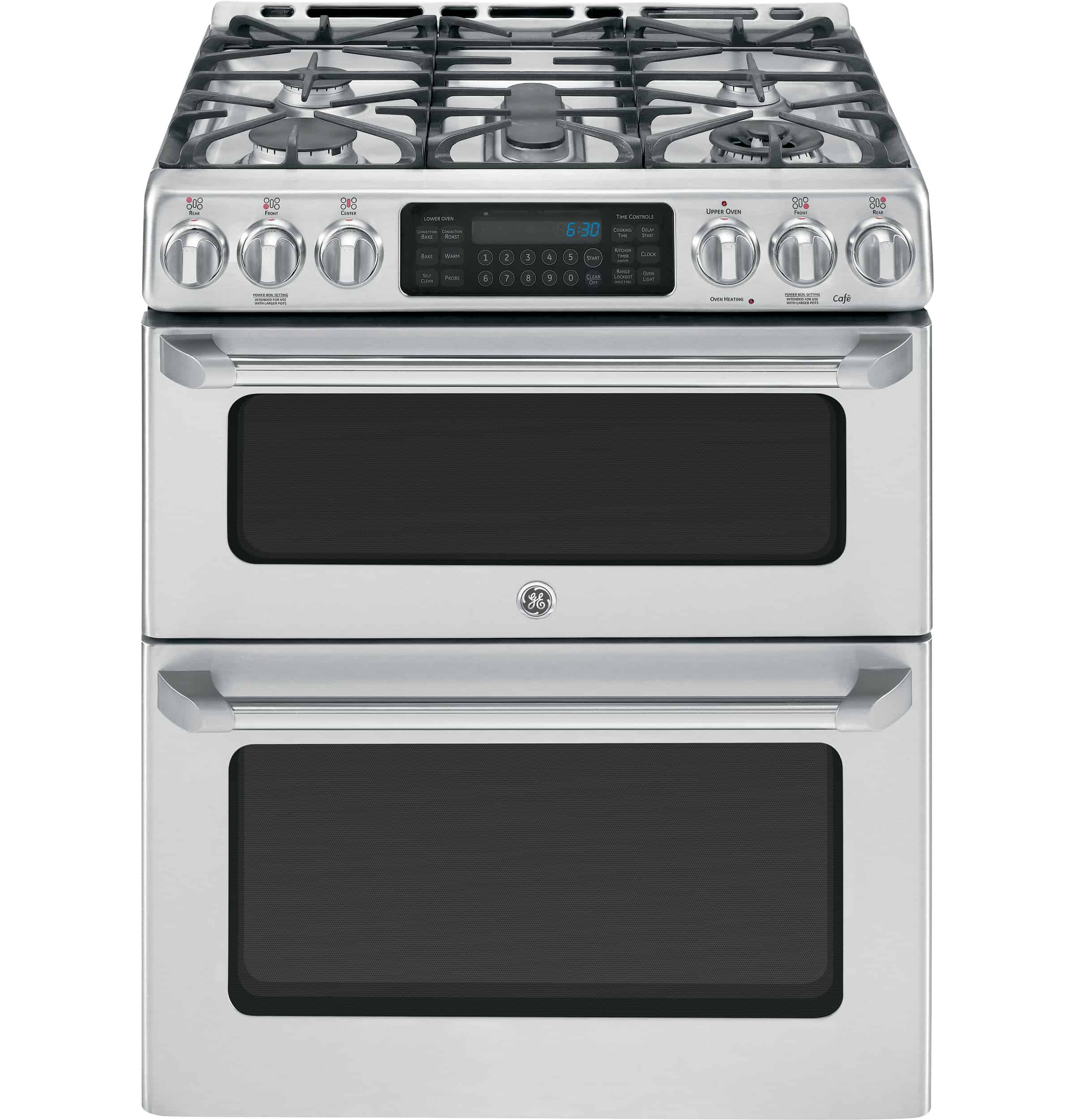 GE Café™ Double Oven with Convection Range