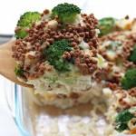Brown Rice Chicken Casserole