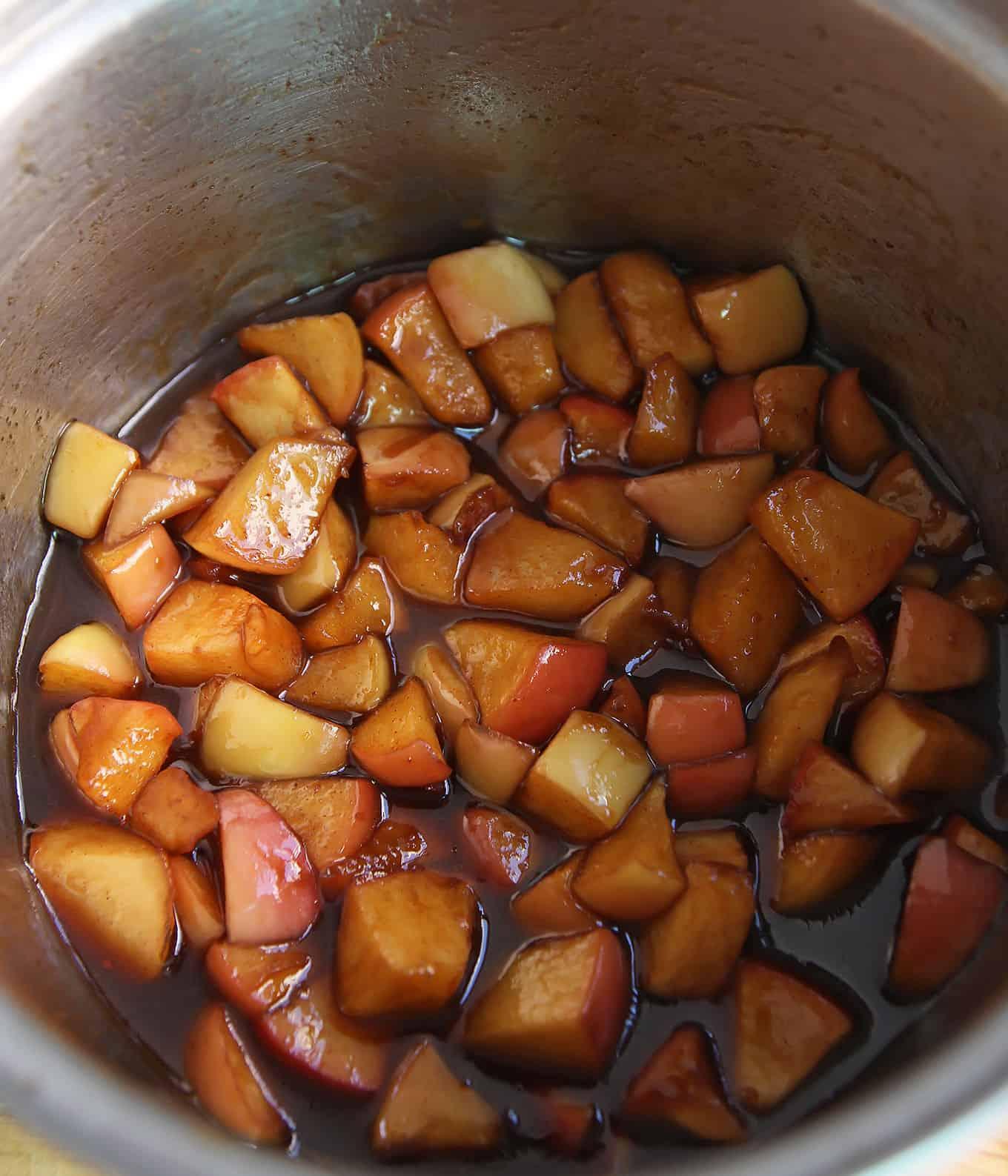 Apple Caramel Topping