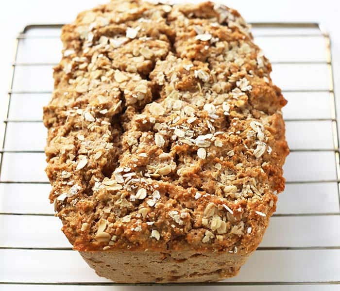 Easy Whole Wheat Beer Bread