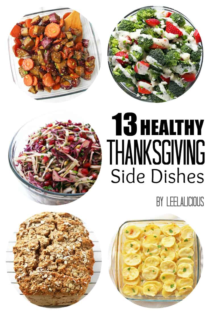 Healthy Side Dishes 187 Leelalicious