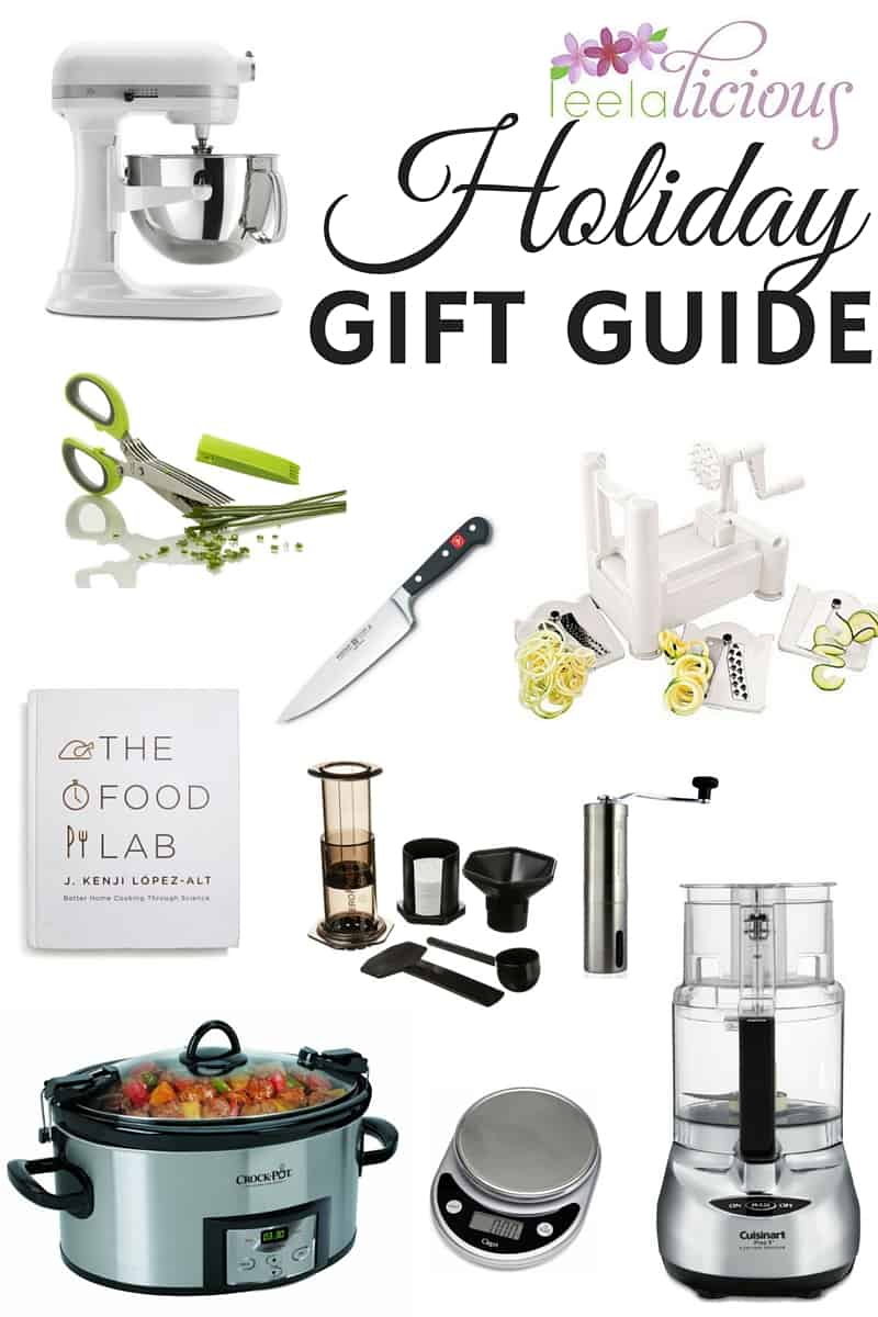 GIFT GUIDE 9 Perfect Kitchen Gift Ideas LeelaLicious