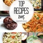 Top Recipes for 2015