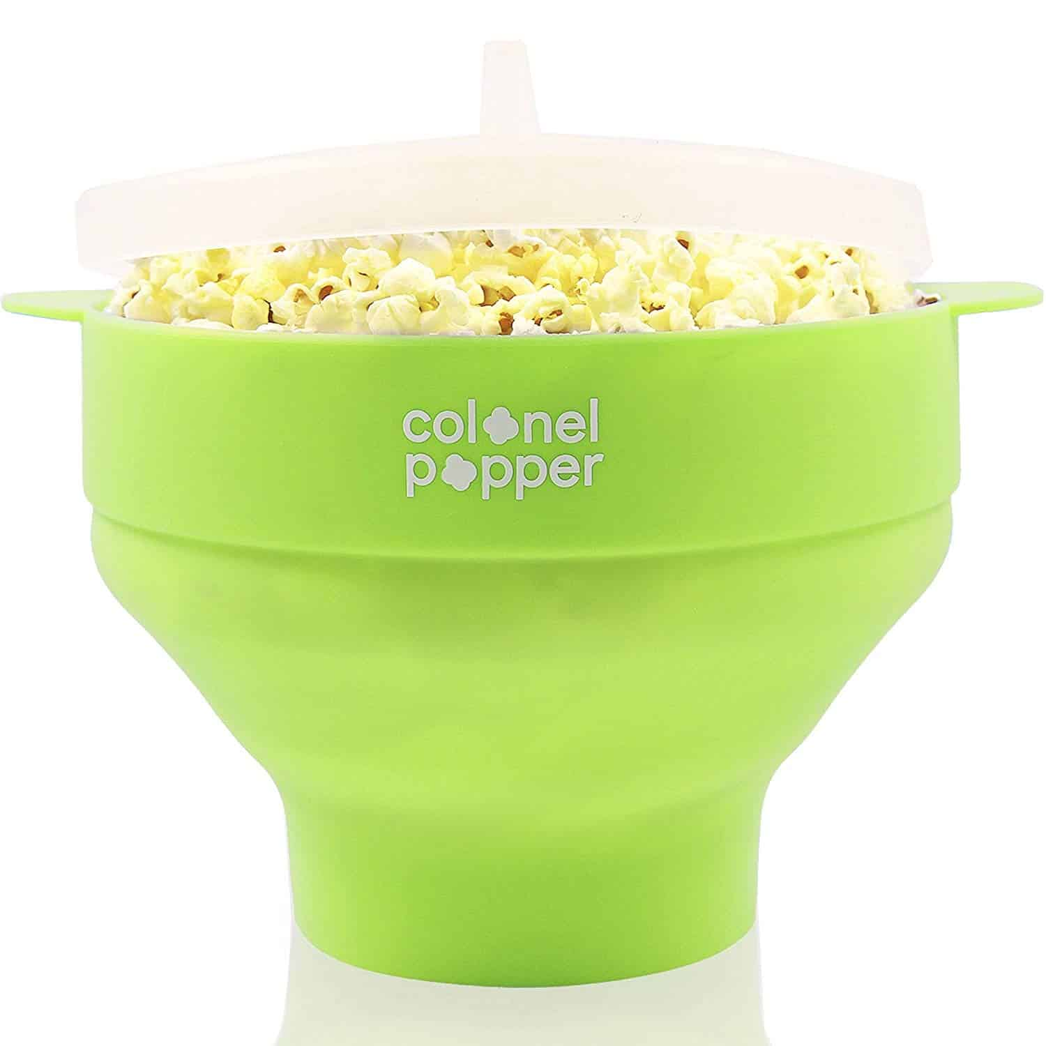 Colonel Microwave Popcorn Bowl Review
