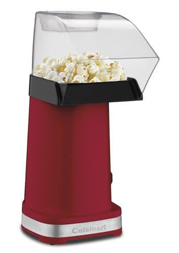 Cuisinart EasyPop Hot Air Popcorn Popper Reviewed