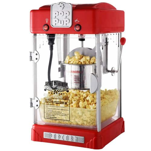 popcorn popper machine