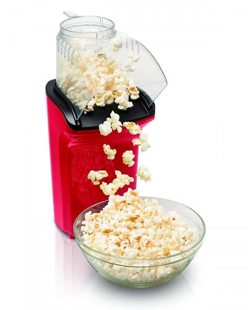 Hamilton Beach Hot Air Popcorn Popper Review