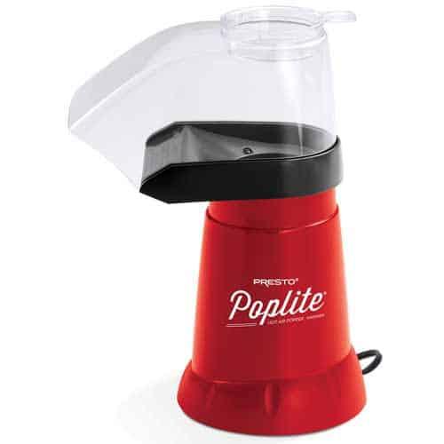 Presto Poplite Hot Air Popcorn Machine Reviewed
