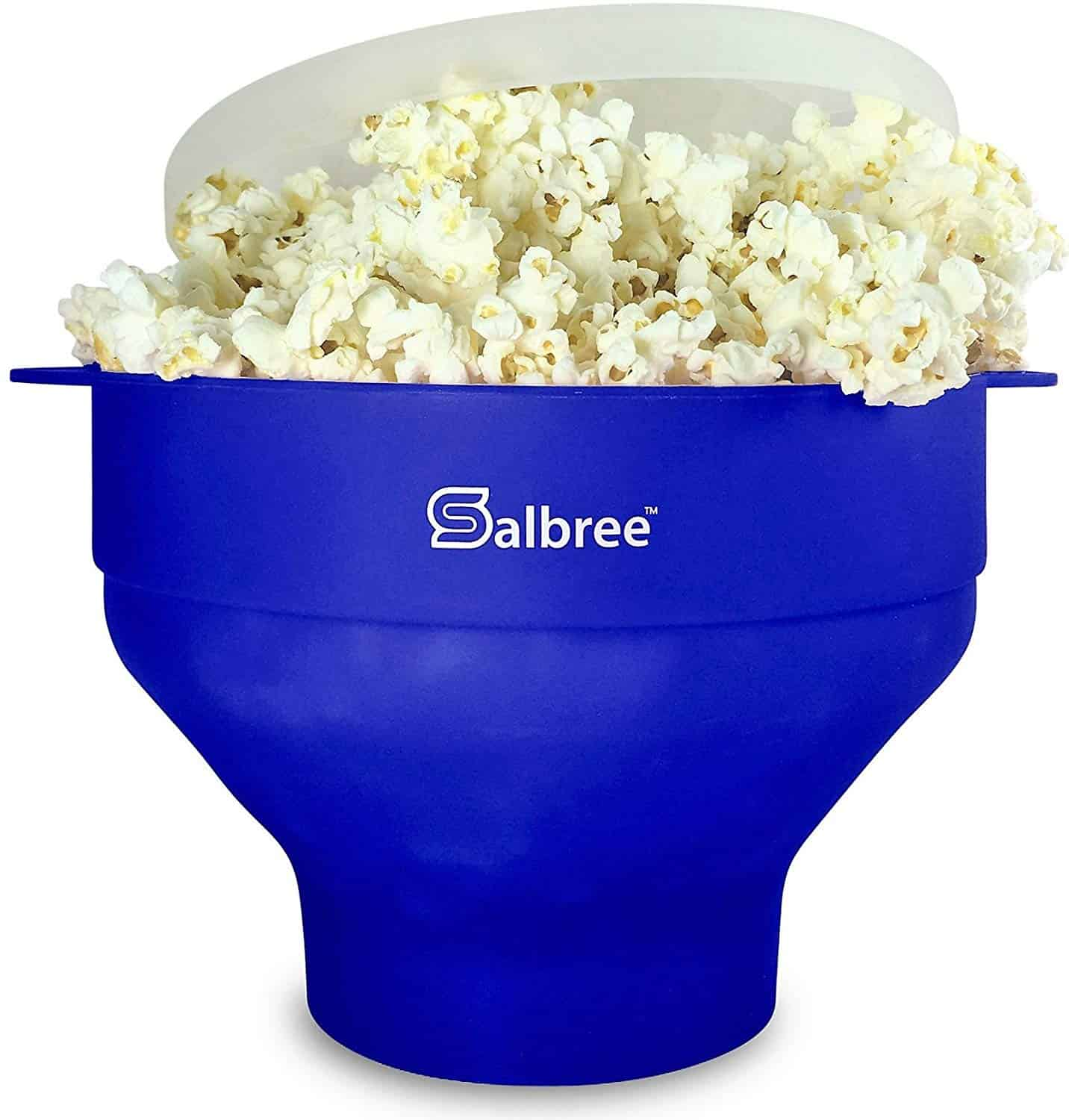 Salbree Silicone Popcorn Popper Review