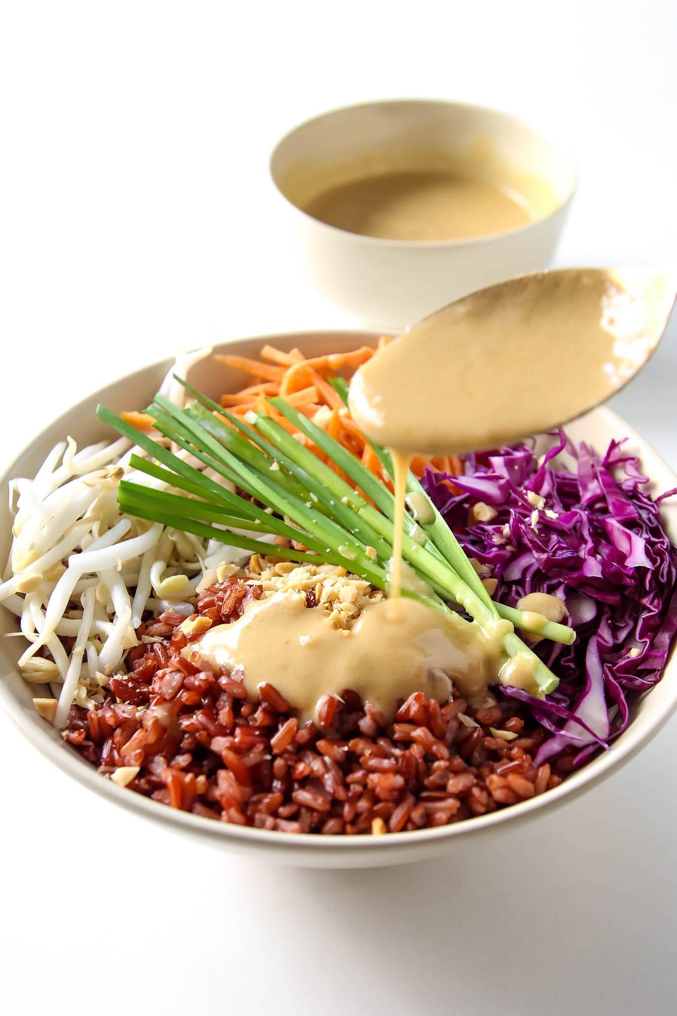 Thai Style Buddha Bowl