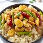 Thai Cashew Chicken Stir-fry