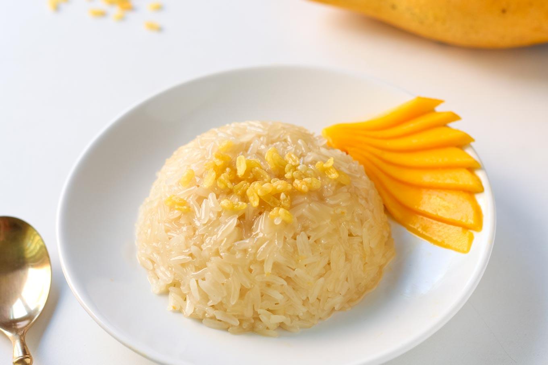Sticky Rice Cakes Recipe Thai