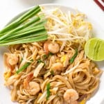 The Best Shrimp Pad Thai Recipe