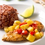 Chili Cilantro Lime Chicken