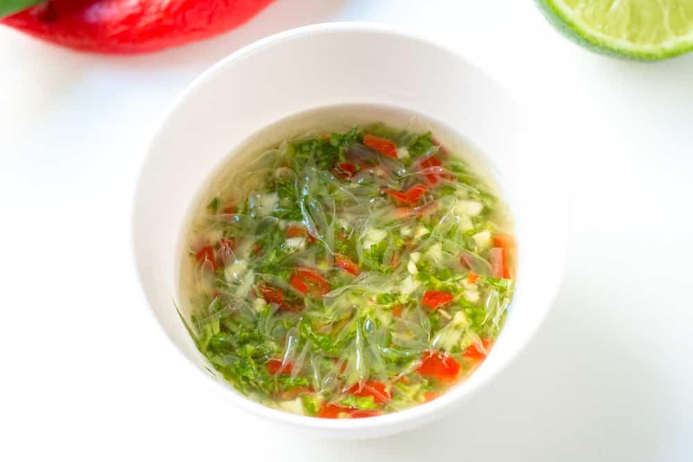 Chili Cilantro Lime Marinade