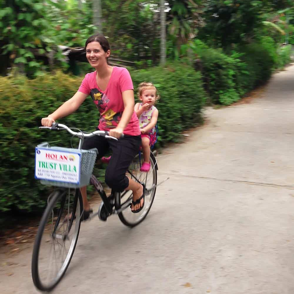 Bike Riding in Hoi An