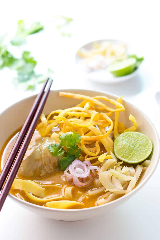 Easy Khao Soi Curry