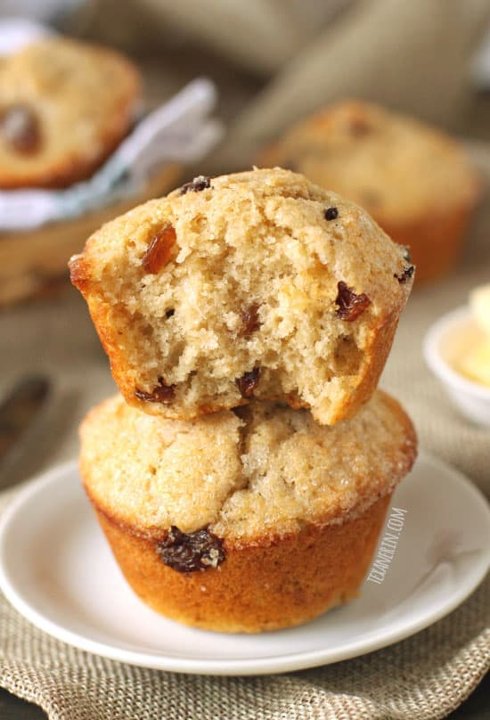 whole-wheat-irish-soda-bread-muffins