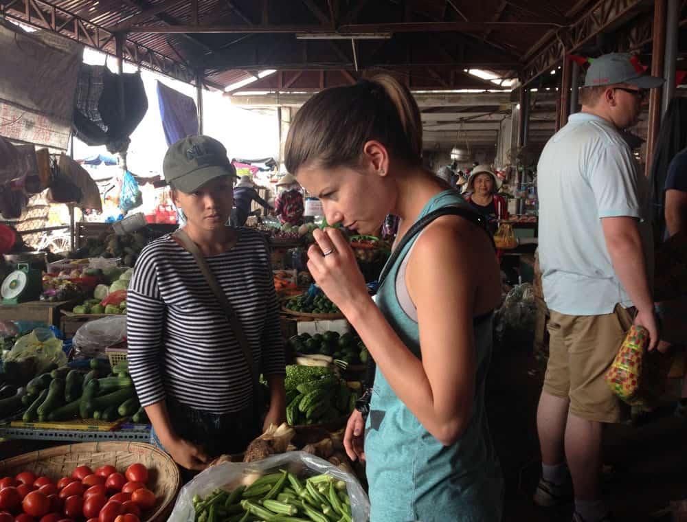 Hoi An Market Tour