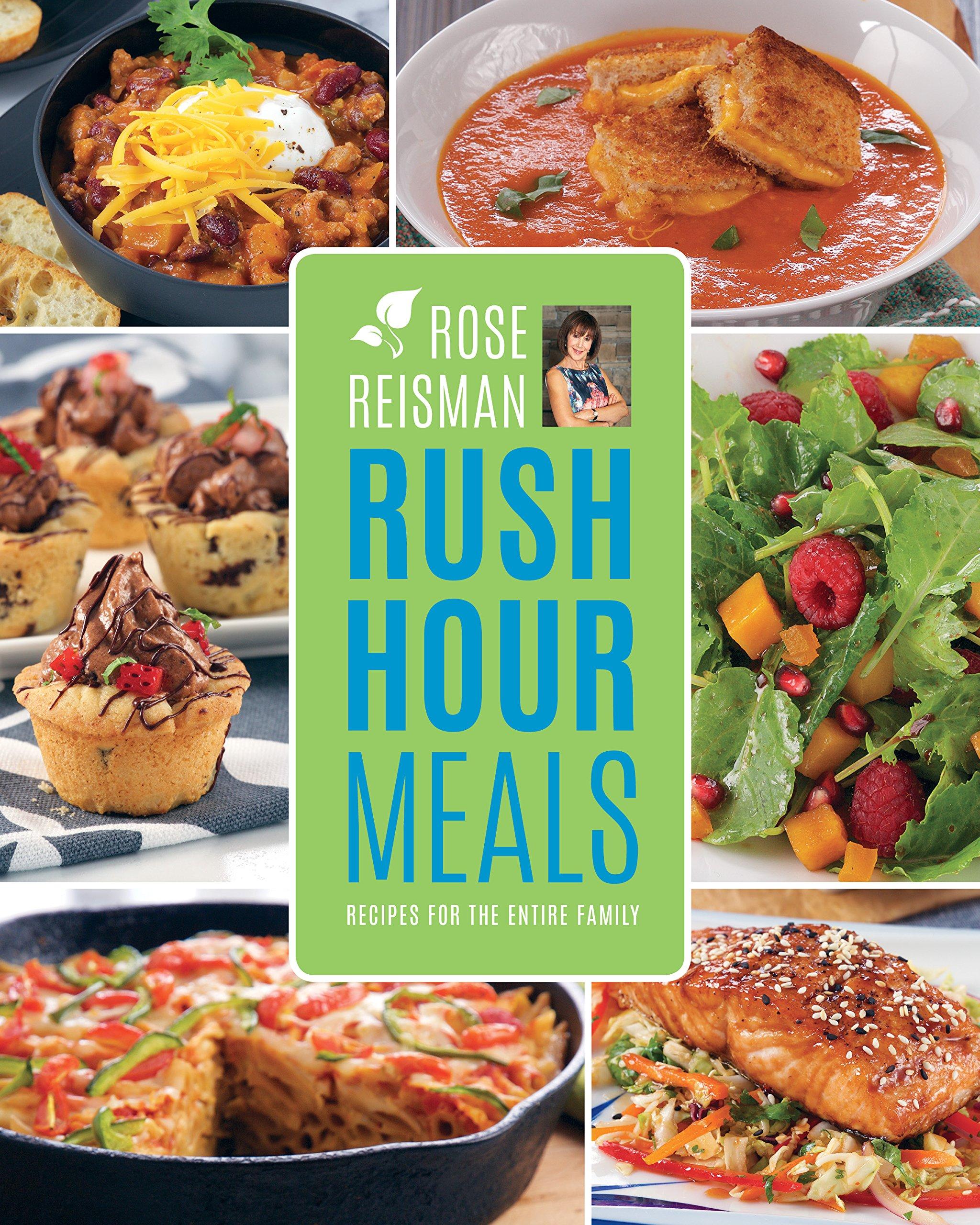 Rush Hour Meals Cookbook