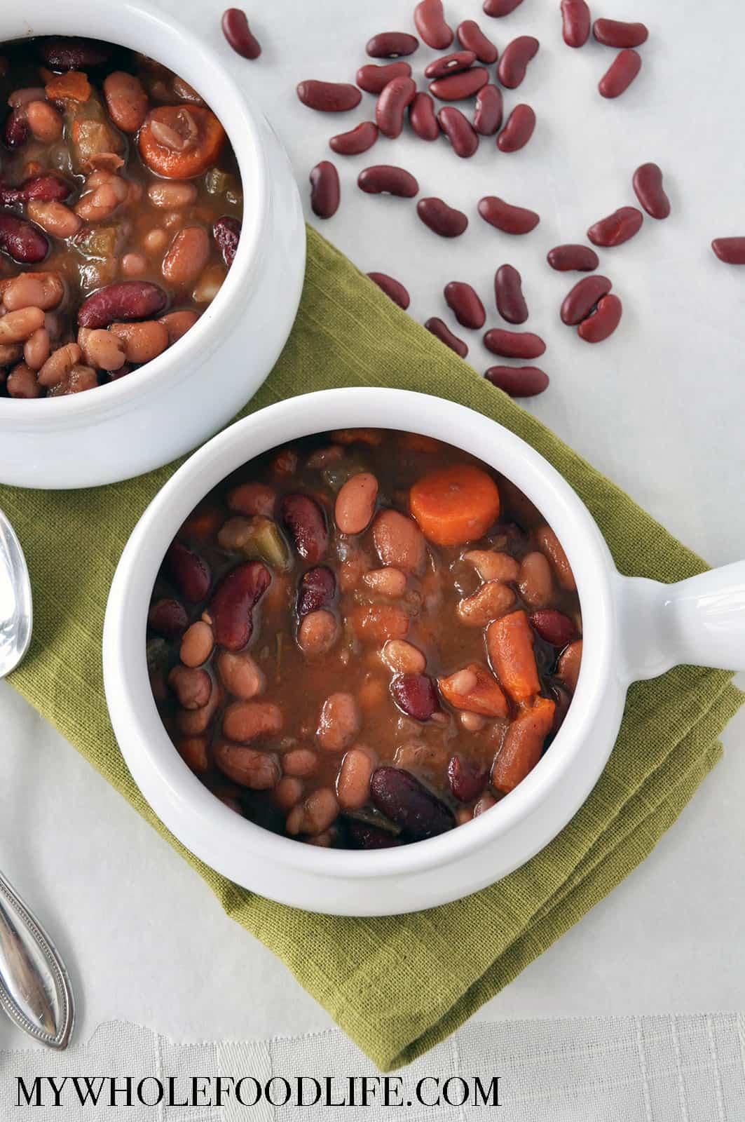 Instant-Pot-3-Bean-Vegetable-Soup