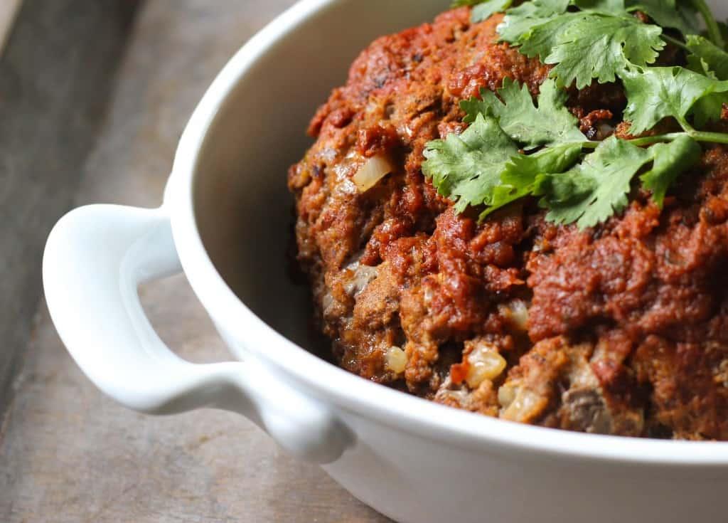 Instant Pot Mexi Meatloaf