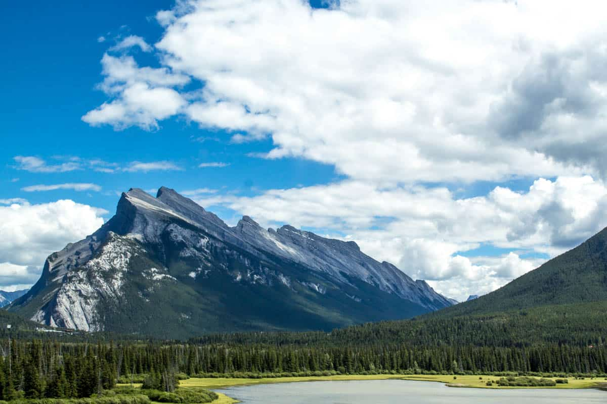 Must-See Viewpoints in Canadian Rockies