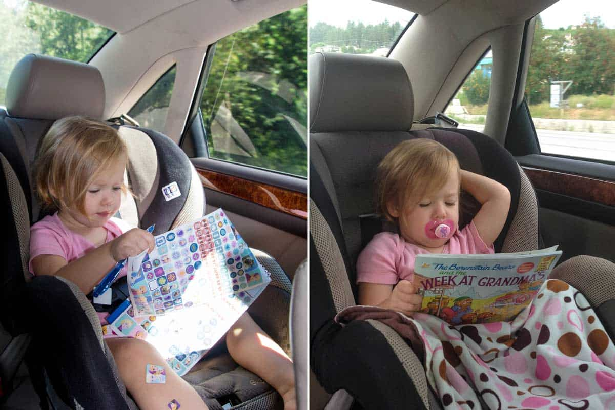 Road Trip Toddler Entertainment