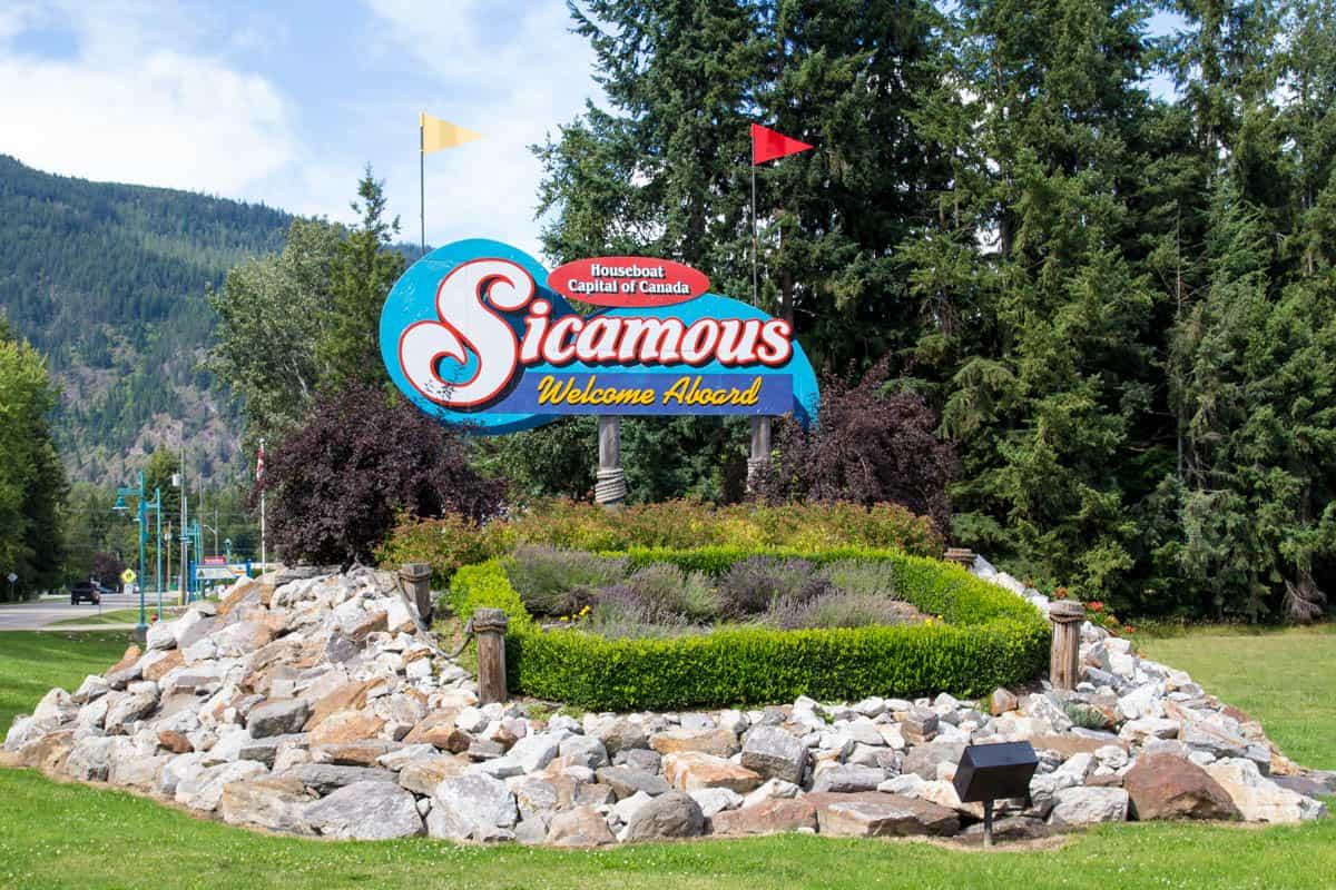 Sicamous BC