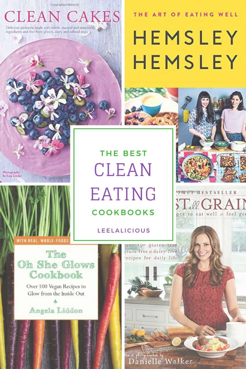 Best Clean Eating Cookbooks
