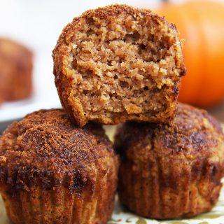 Gluten Free Pumpkin Doughnut Holes